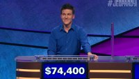 James Holzhauer Loses On Jeopardy