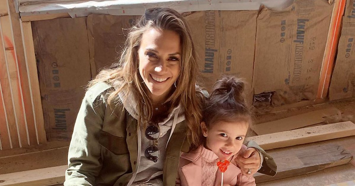 Jana Kramer Defends Daughter Jolie's Temper Tantrum: 'She's Our Brat'