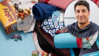 Jason Biggs: What's in My Diaper Bag?