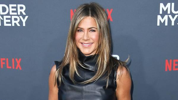 Jennifer Aniston Murder Mystery Premiere