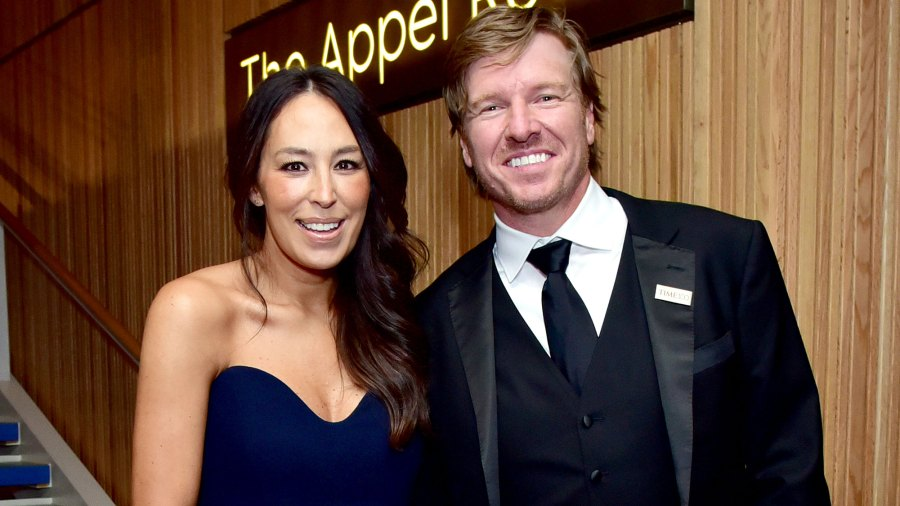 Joanna Gaines Jokes That Husband Chip Should Be Class President as They Complete Harvard Course