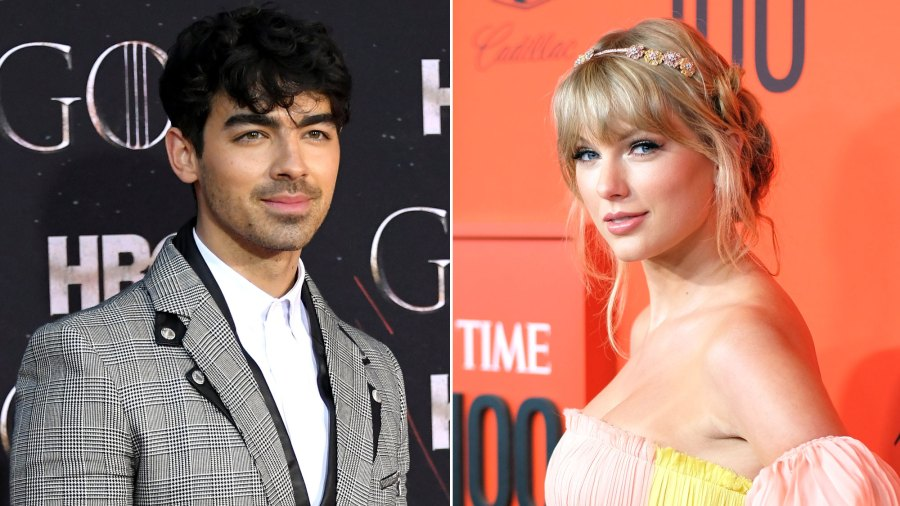 Joe Jonas Brushes Off Taylor Swift Calling Him Out on TV in 2008: 'We're All Friends' Now