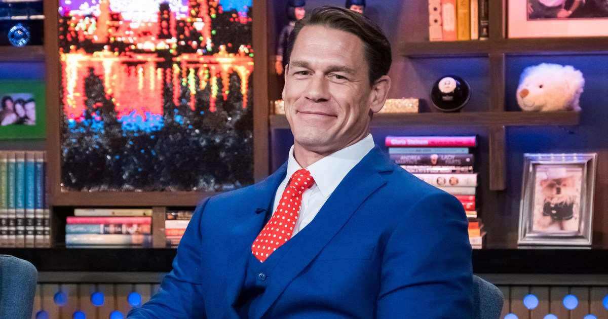 John Cena: 'Are You Smarter Than a 5th Grader?' Didn't Give Baby Fever