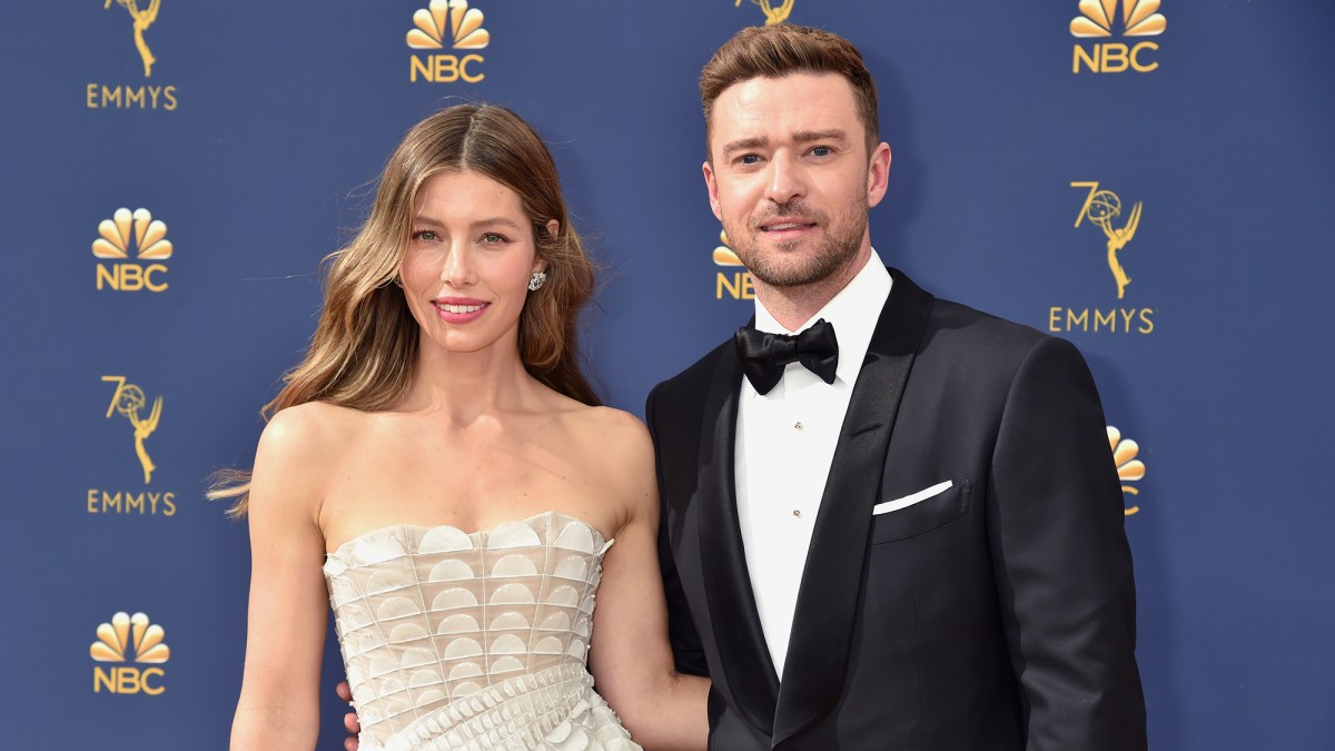 Justin Timberlake Raves About Jessica Biel After Vaccine Debate