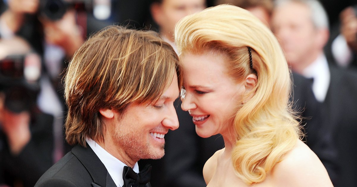 Nicole Kidman Keith Urban Anniversary: Keith Urban, Nicole Kidman Commemorate 13th Wedding