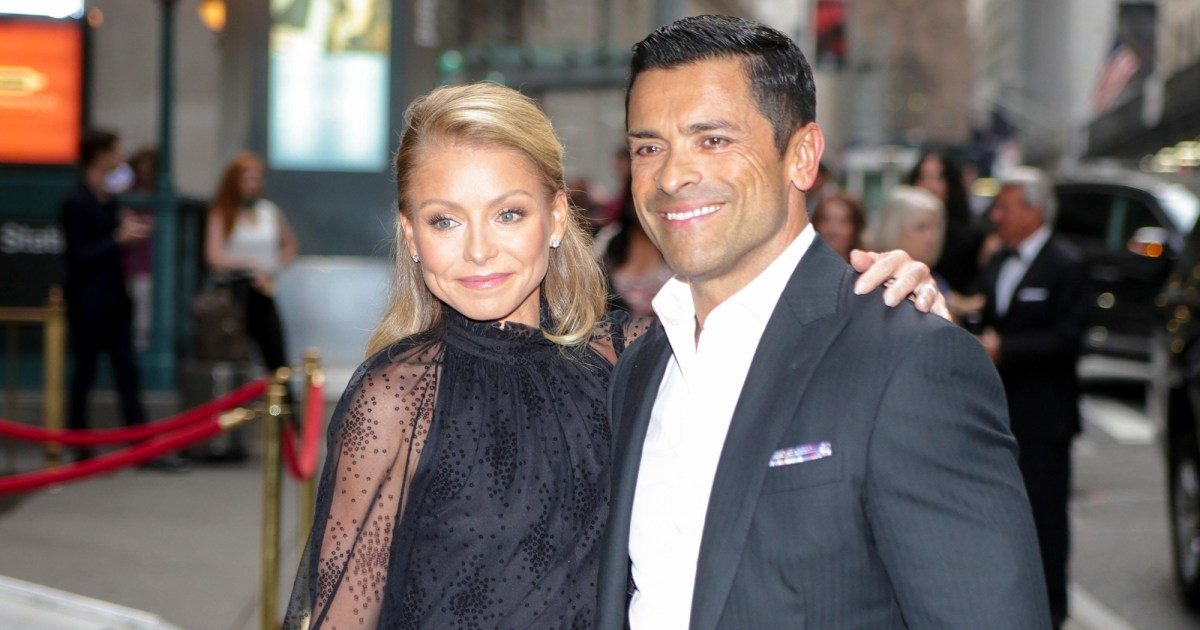 Kelly Ripa, Mark Consuelos' Family Transformation: Pics