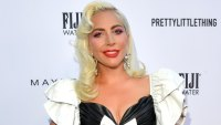 Lady Gaga Kisses Married Trumpet Player on Stage After Christian Carino Split