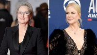 Meryl Streep and Nicole Kidman Netflix Film The Prom