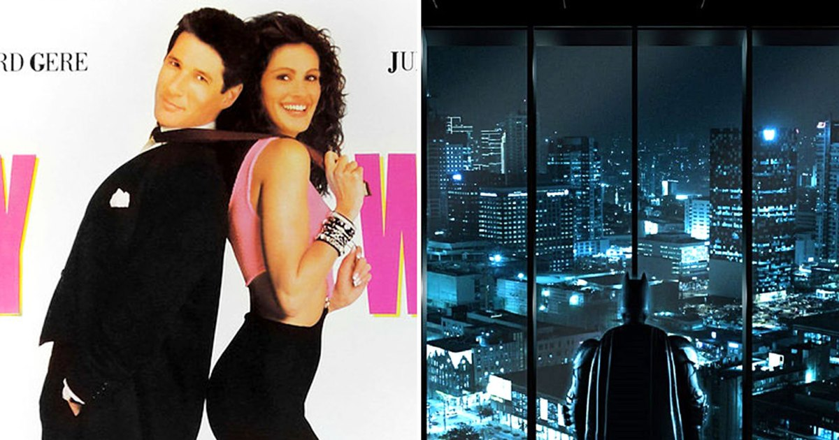 Movie Poster Mistakes Spotted by Eagle-Eyed Fans: 'Pretty Woman,' 'The Dark Knight' and More