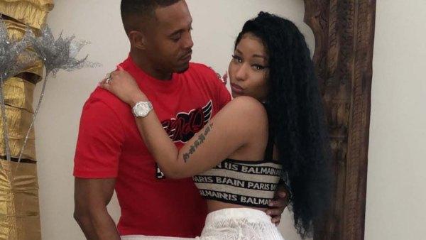 Nicki Minaj Is Married! The Rapper Weds Boyfriend Kenneth Petty Instagram