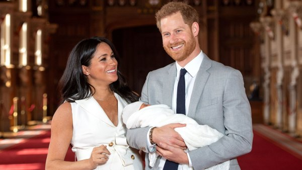 Prince Harry Celebrates 'Special' 1st Father's Day With Baby Archie