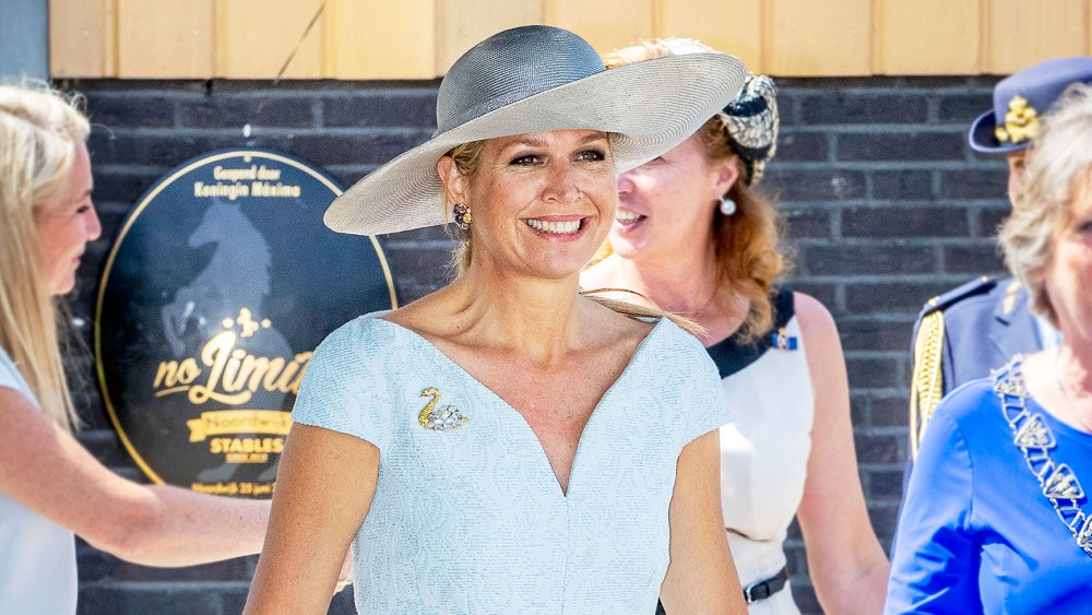 Queen Maxima Knows How to Make a Chic Horse Stable Visit thumbnail