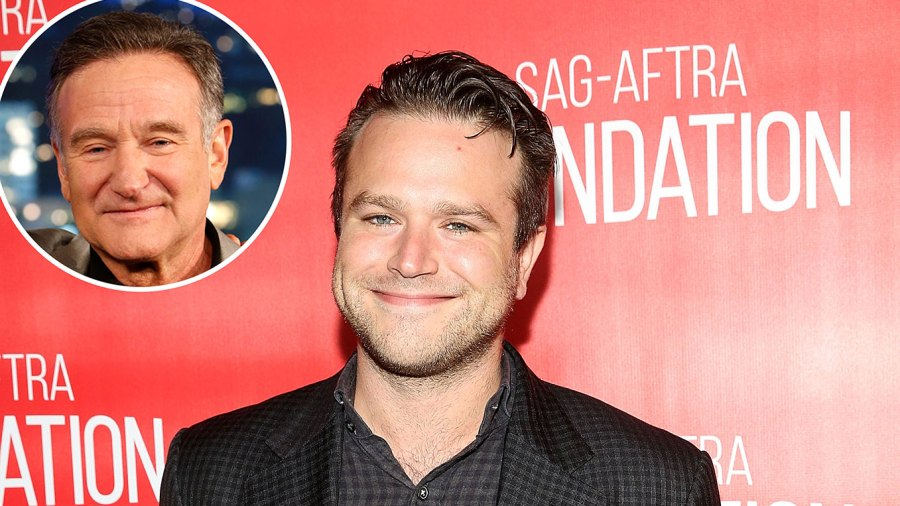 Robin Williams Son Zak Welcomes First Child With Fiancee Olivia June