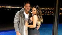 Ronnie Ortiz-Magro and Jen Harley Get Cozy During Beach Vacation