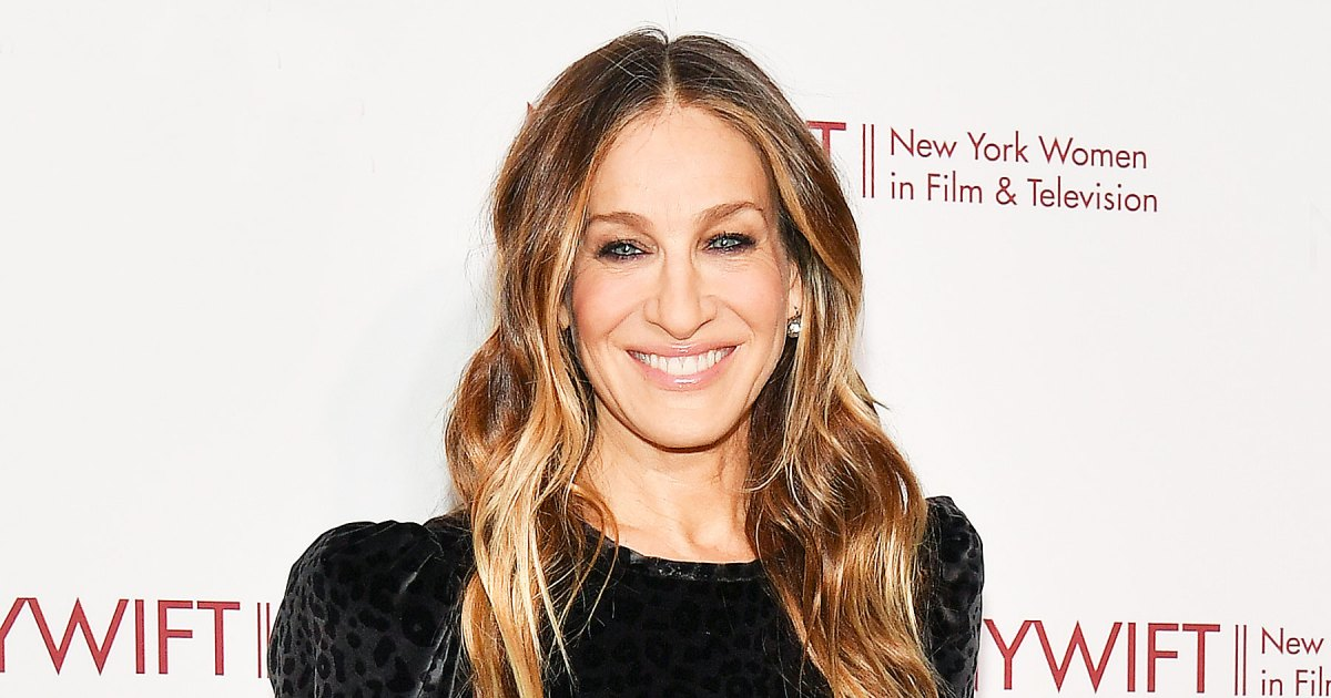 Sarah Jessica Parker Explains Sex And The City Mismatched Sandals-6586