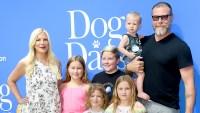 Tori-Spelling-Dean-family