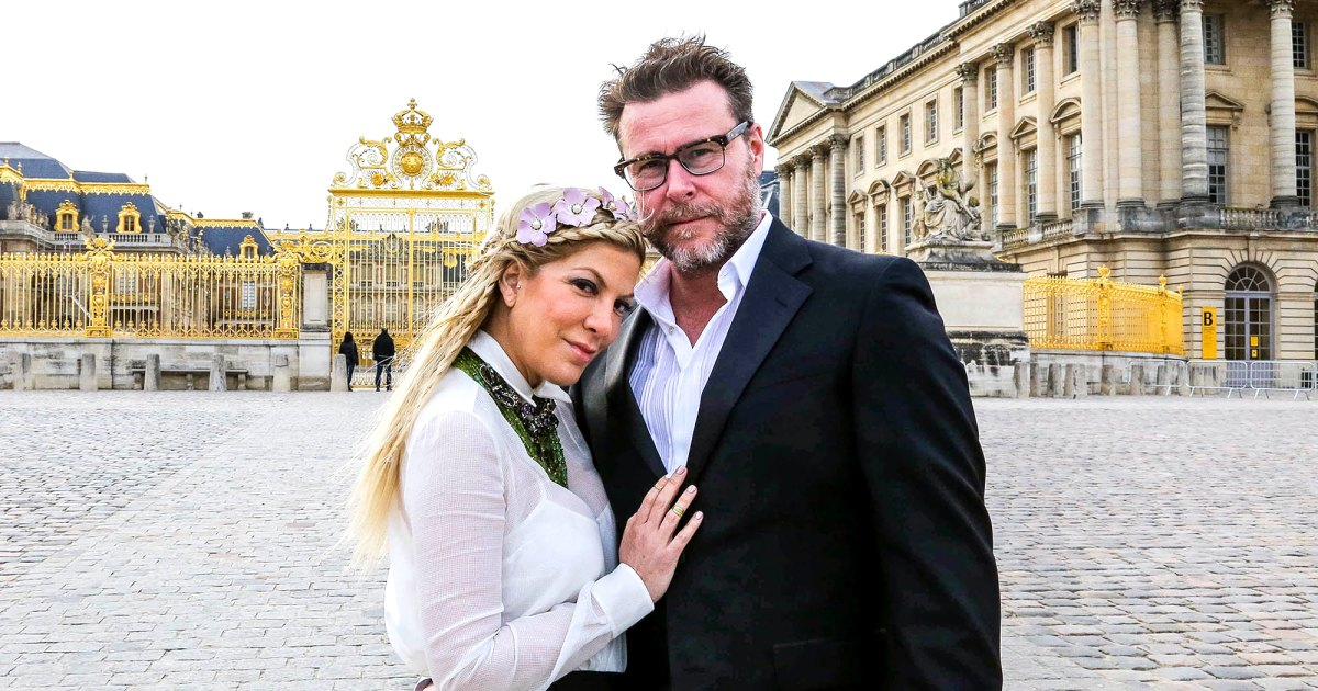 Tori Spelling and the ups and downs of Dean McDermott