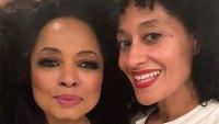 Tracee Ellis Ross Diana Ross Twinning Instagram