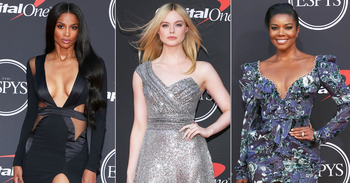 ESPYs 2019 Red Carpet Fashion: See the Stars' Best Styles