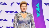Amber Portwood attends the 2017 MTV Video Music Awards