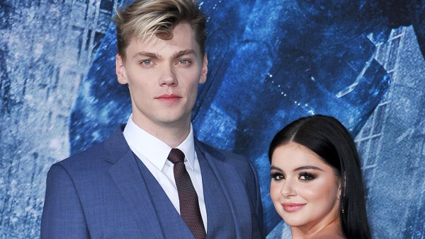 Ariel Winter On Boyfriend Levi Meaden Gives Her Support