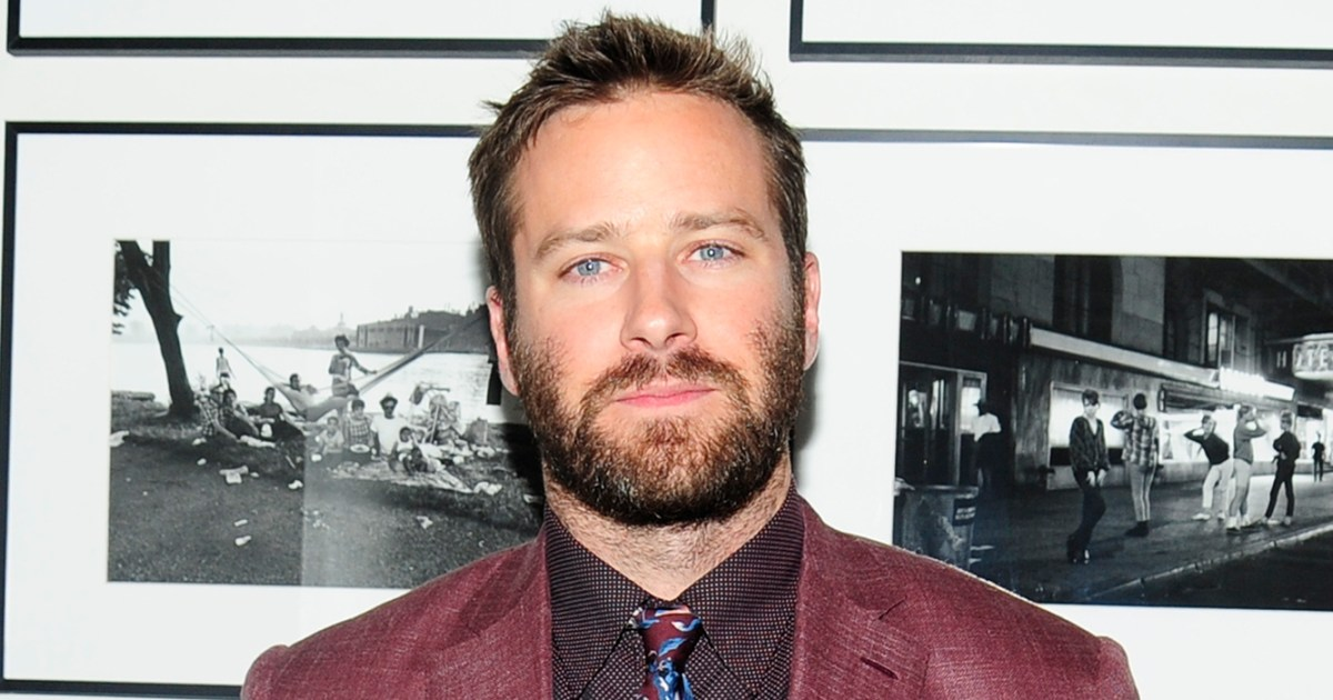 Armie Hammer Shares Video of Son Sucking His Toes: Twitter Reacts