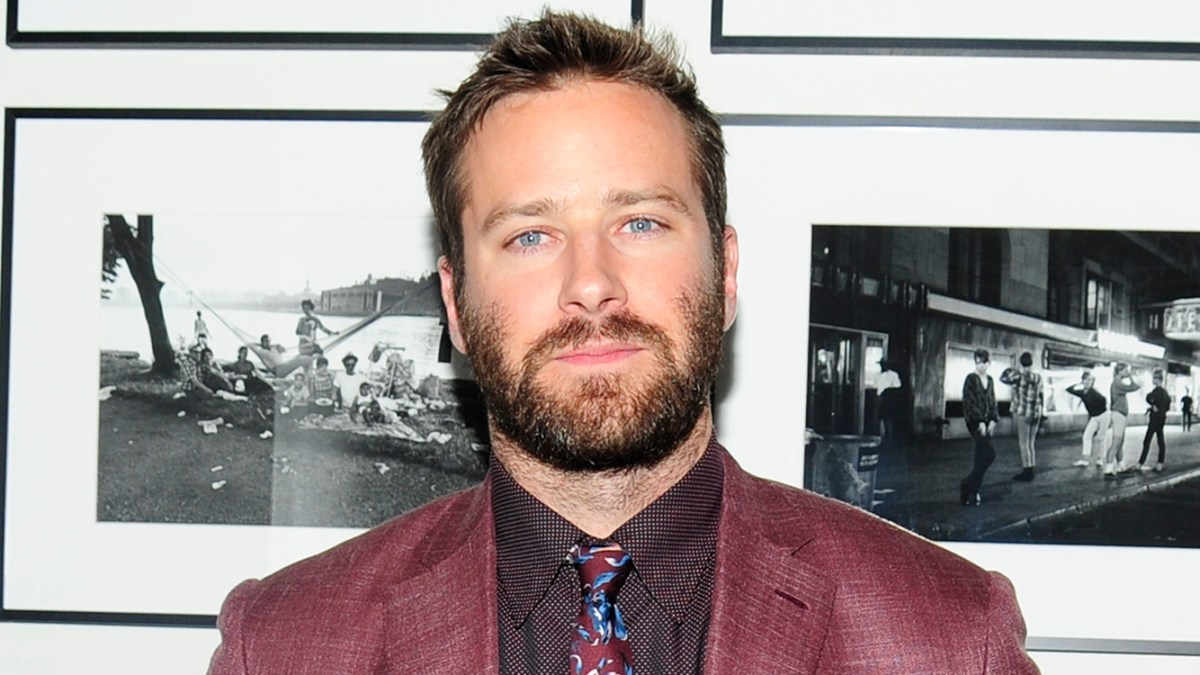 Armie Hammer Shares Video of His Son, 2, Sucking His Toes and the Internet Has a Lot to Say