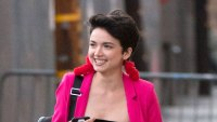 Bekah Martinez Dressed in Pink and Black Shares Gross Pic of Baby