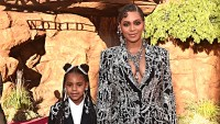 Beyonce Collabs With Blue Ivy on Song