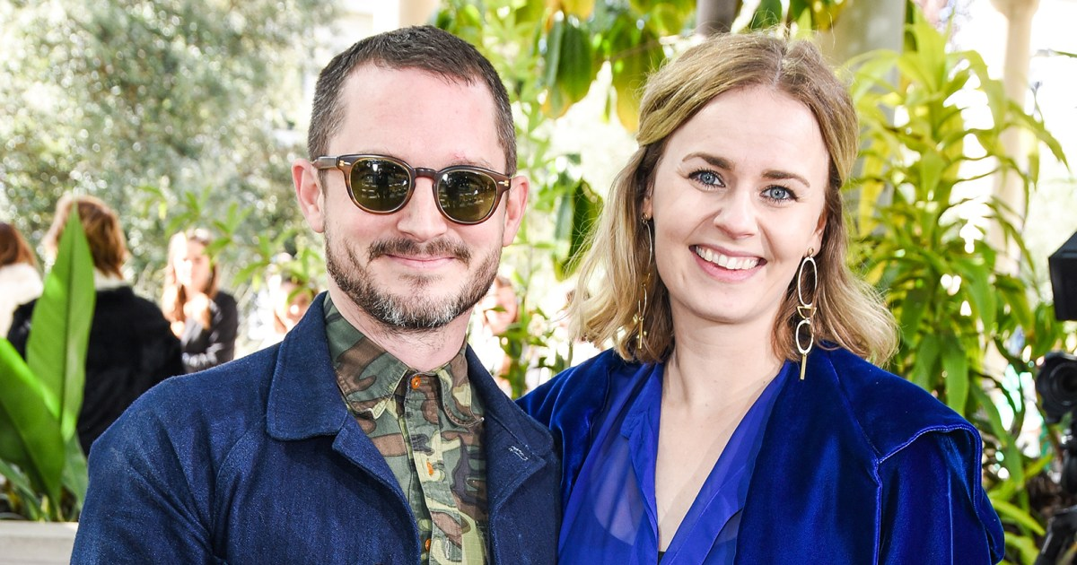 Is Elijah Wood Engaged...
