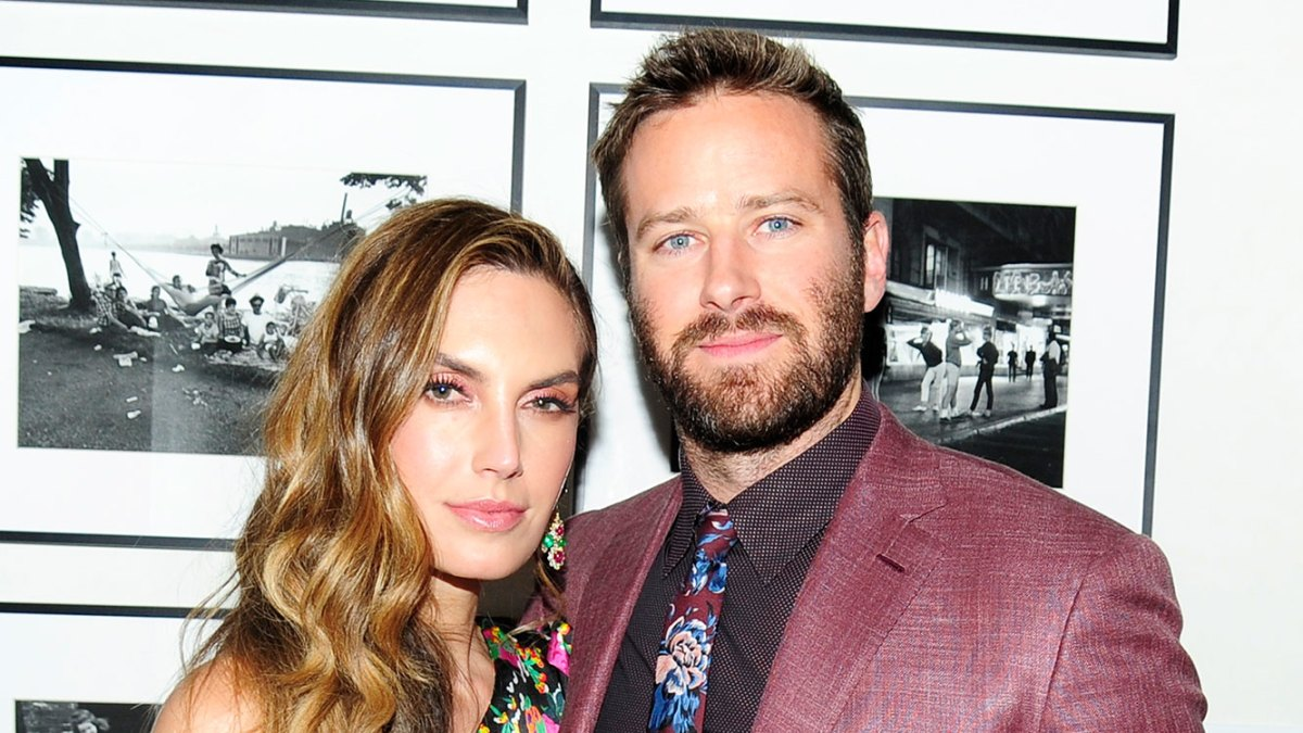 Armie Hammer's Wife Elizabeth Chambers Fires Back at Criticism Over Video of Their Son Sucking Actor's Toes