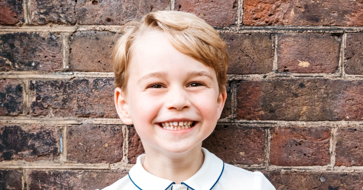 Prince George's 6th Birthday: What He Asked For