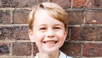 What Prince George Asked For His 6th Birthday