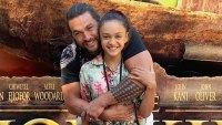 Jason Momoa Cried Seeing The Lion King on Daughter Lolas Birthday