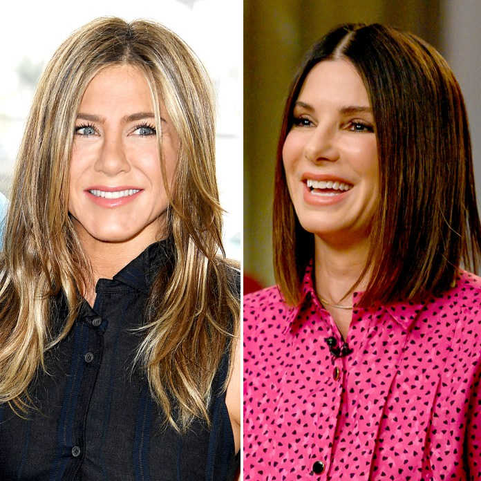 Jen-Aniston's-Strong-Bond-With-Sandra-Bullock-and-Bryan-Randall