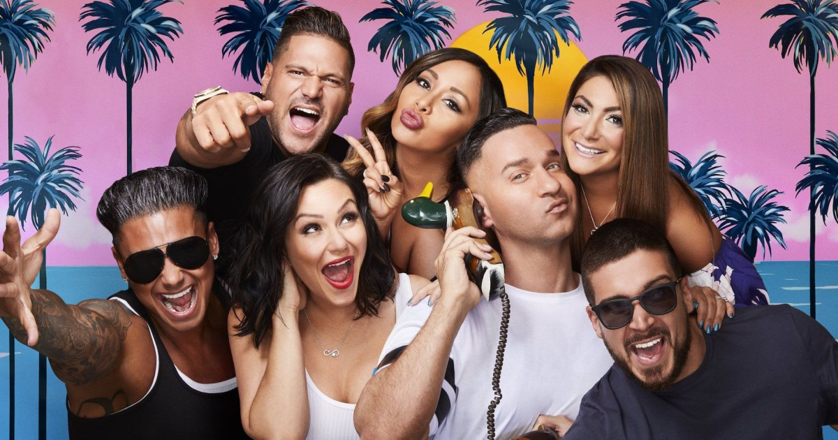 'Jersey Shore' Cast, Then and Now