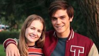 KJ Apa Seen Kissing, Hugging Actress Britt Robertson