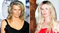 Kim Basinger Freaks Out Over NSFW Pic Ireland Baldwin Instagram