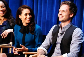 Patrick J. Adams Explains How He'll Return to Suits Without Duchess Meghan