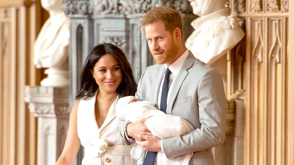 Prince Harry and Meghan Marke Will Bring Archie to Scotland