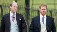 Prince William On Prince Harry Keeping Archie Out of the Spotlight