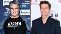 Rosie O'Donnell Tom Cruise Scientology Calls Leah Remini Superhero