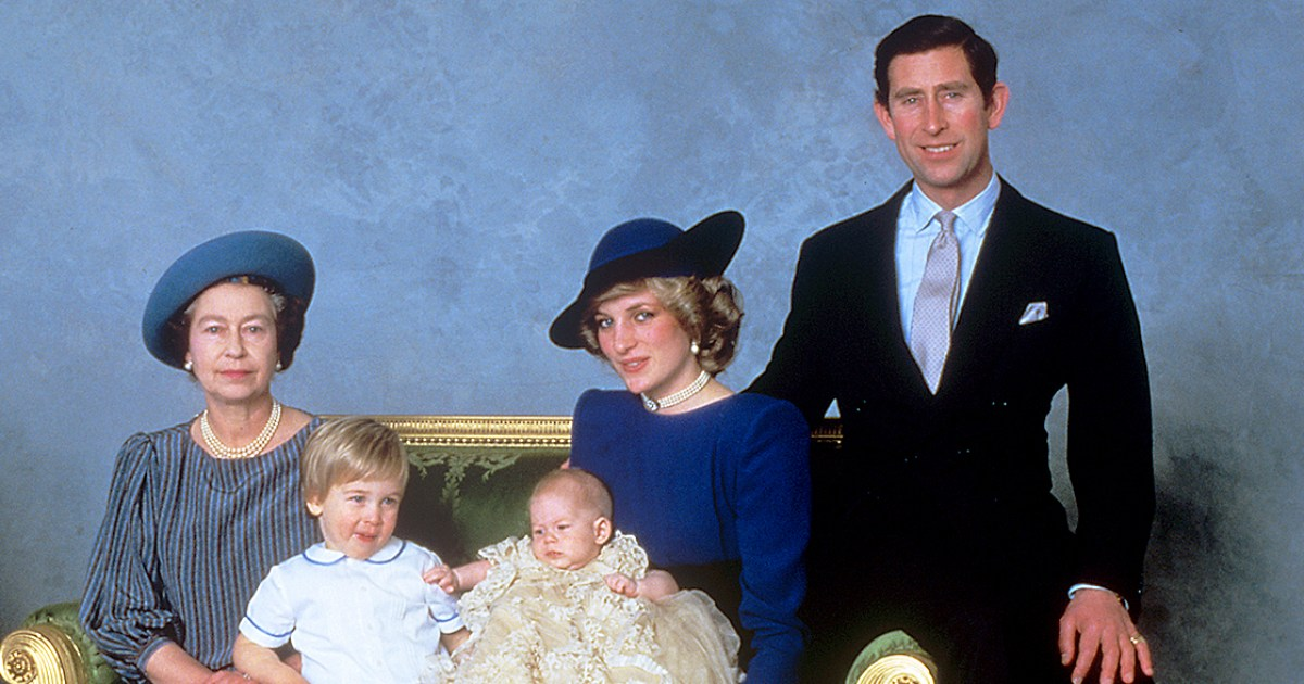 Royal Christenings Through the Years: Prince William, His Kids and More!