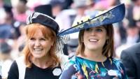 Sarah Ferguson Reveals Whether Daughter Princess Eugenie Is Pregnant