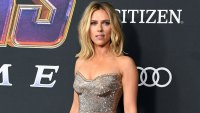 Scarlett Johansson Talks 'Political Correctness' in Acting