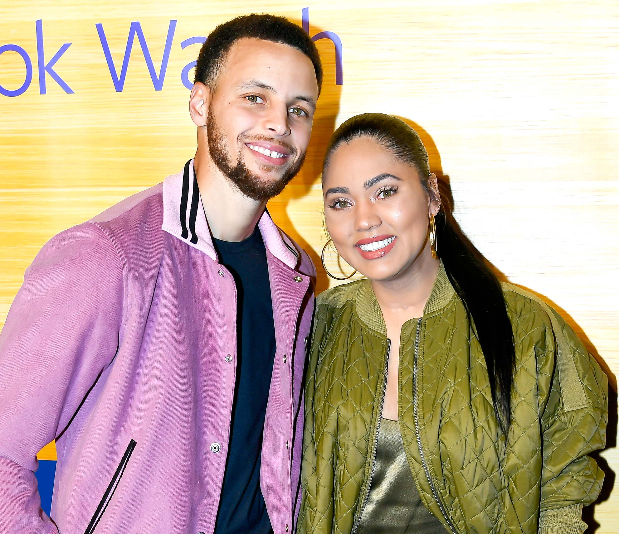 stephen curry defends wife ayesha after trolls mock her