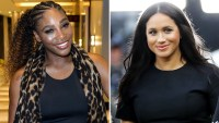 Serena Williams Won't Give Pal Meghan Markle Parenting Advice
