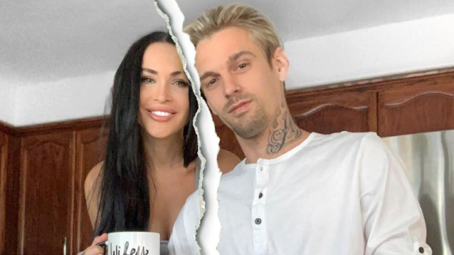 Aaron Carter and Girlfriend Lina Valentina Split After Nearly 1 Year of Dating