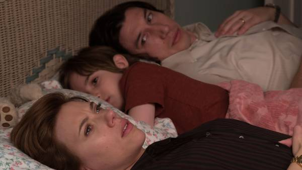 Adam Driver and Scarlett Johansson Are Phenomenal in 'Marriage Story'