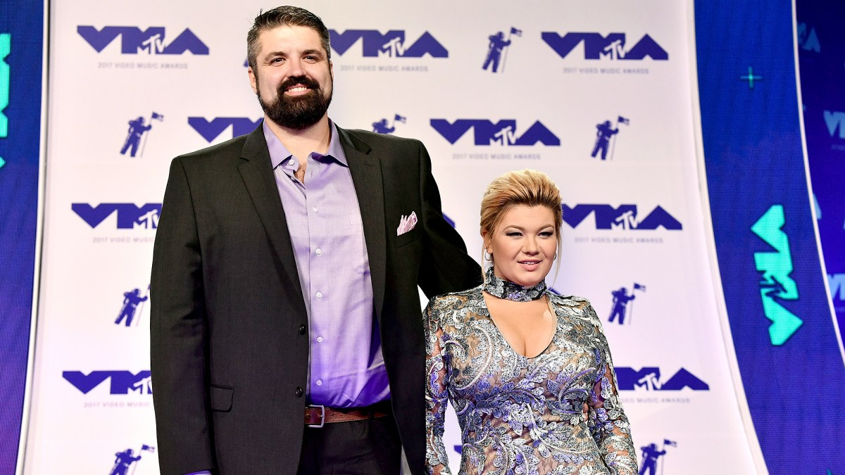 Amber Portwood and Andrew Glennon Are Fighting Over Thousands of Dollars 'Missing' From Their Joint Account